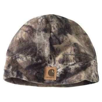 Carhartt Camo Fleece Hat #A294